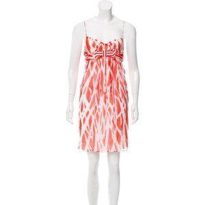 Y2K Diane von Furstenberg Wendeline Silk Dress - 2